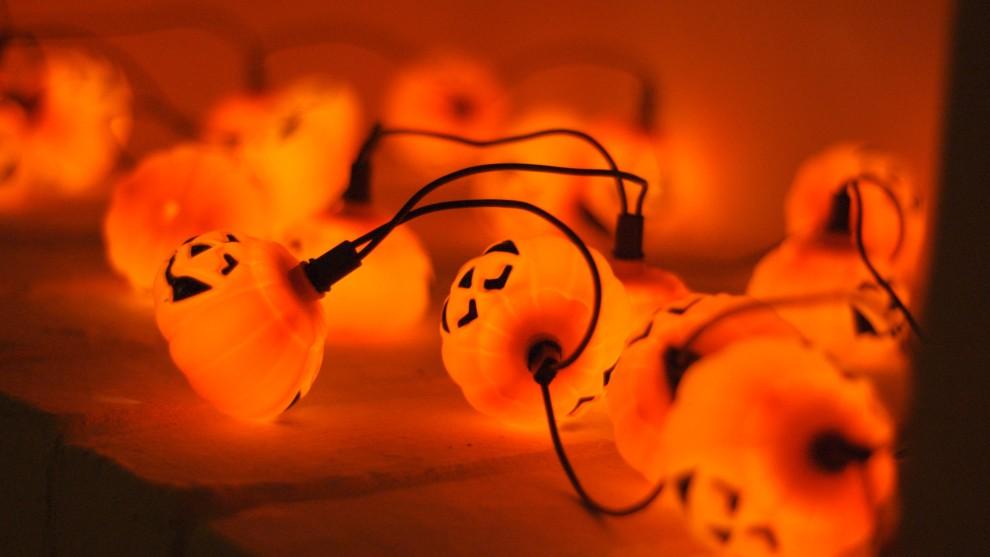 blog a menacingly joyous collection of pumpkin lights - Halloween Pumpkin Lights