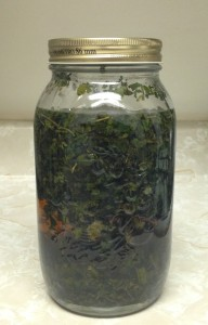 Voila! Earth love in a jar. Photo from my personal collection.