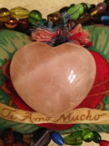 From my personal Rose Quartz collection. Copyright © 2016 by Alcantara Acupuncture & Healing Arts. All rights reserved.