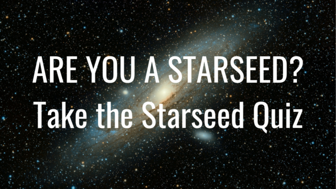 Are You A Starseed? Take the Starseed Quiz - Alcantara